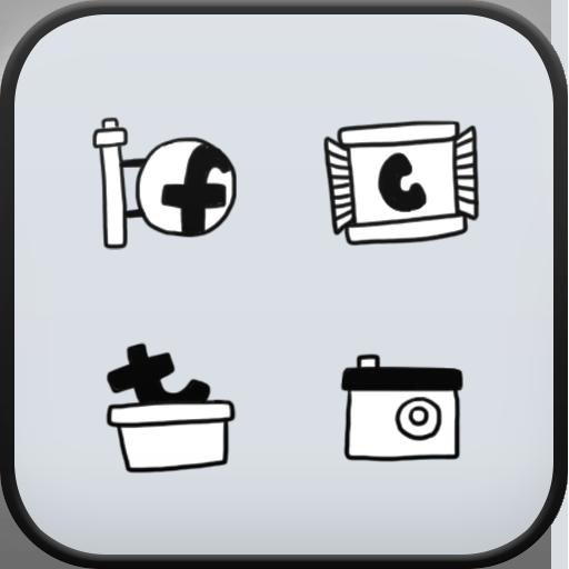 Manstory icon theme