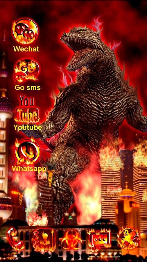 Giant Invader GO Theme - screenshot
