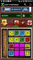Screenshot of LNR DELUXE Dice Puzzle Game