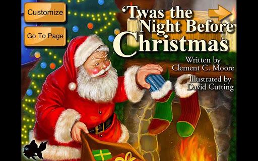 Twas The Night B4 Christmas