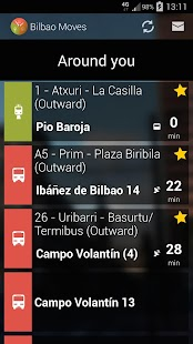 Bilbao Moves:Subway Bus Tram- screenshot thumbnail