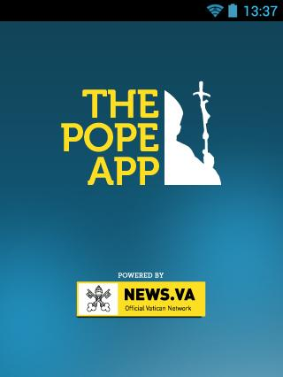 The Pope App - Papa Francisco: captura de pantalla