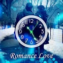 Love Theme Clock Romantic LWP icon