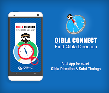 Qibla Connect - Find Direction - screenshot thumbnail