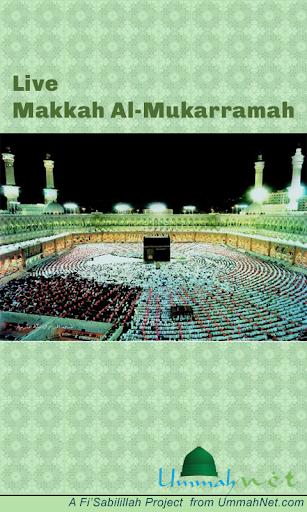 Live Makkah Al-Mukarramah