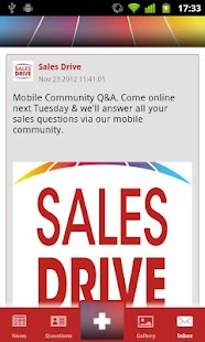 Sales Drive for Sales Champion - screenshot thumbnail