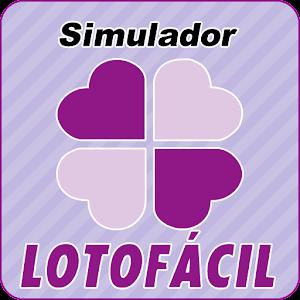 Simulador Lotofácil 娛樂 App LOGO-APP試玩