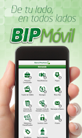 Screenshot of BIP Mobile
