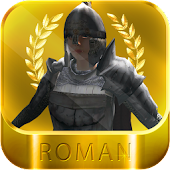 Female Roman Battle