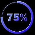 Battery level PRO icon