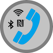 iBeacon and NFC Skype Caller
