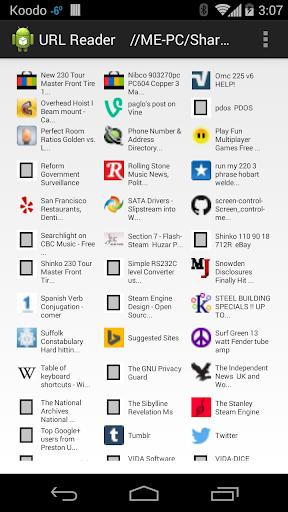 URL Explorer