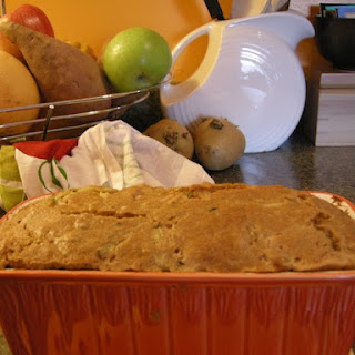 Sugar-Free, Quick, Easy Zucchini Bread & Stew