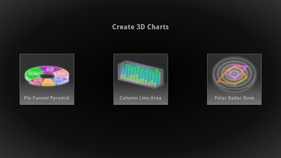 3D Charts Pro - screenshot thumbnail