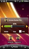 Screenshot of Screen Rocker Pro