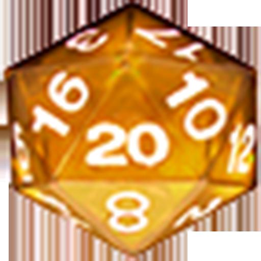 RPGs & Wargames Dice Pool LOGO-APP點子