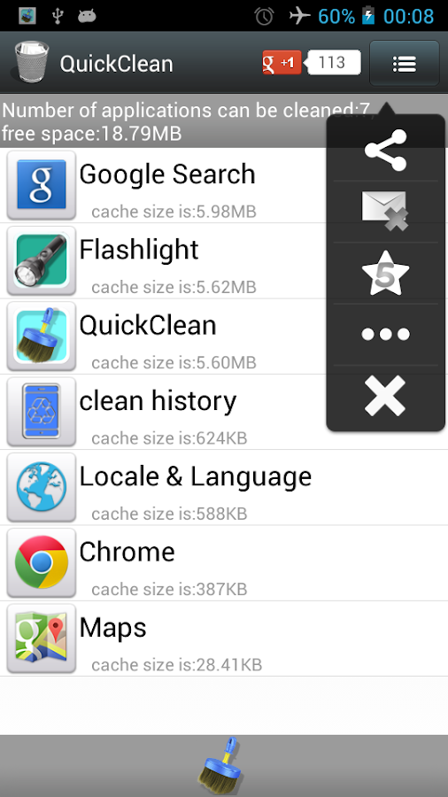 how to clear play store data