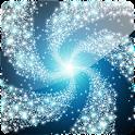 3D Christmas Snowflake logo