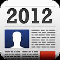 Présidentielles 2012 Actus logo