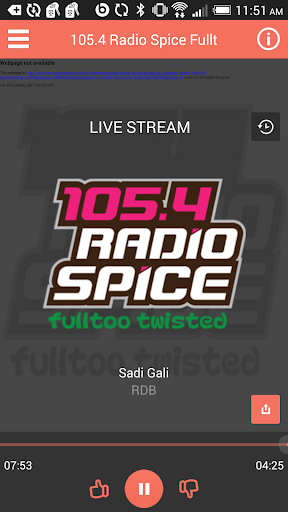 105.4 Radio Spice