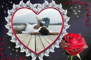 Screenshot of Forever Love Photo Frames