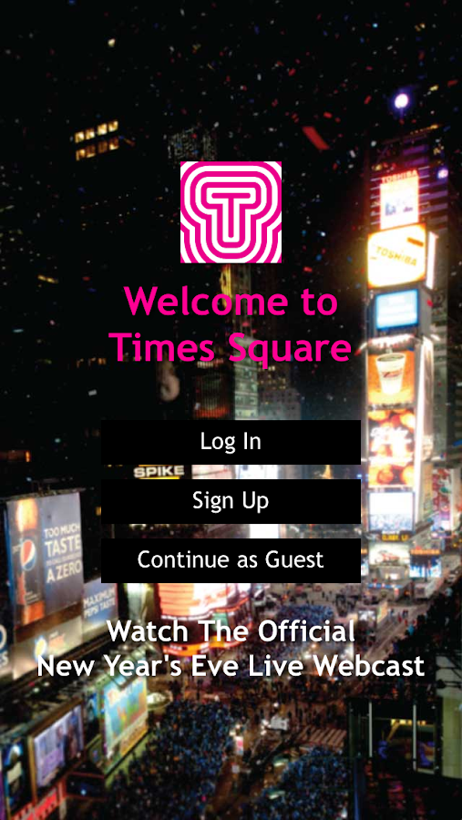 Times Square Crossroads - screenshot