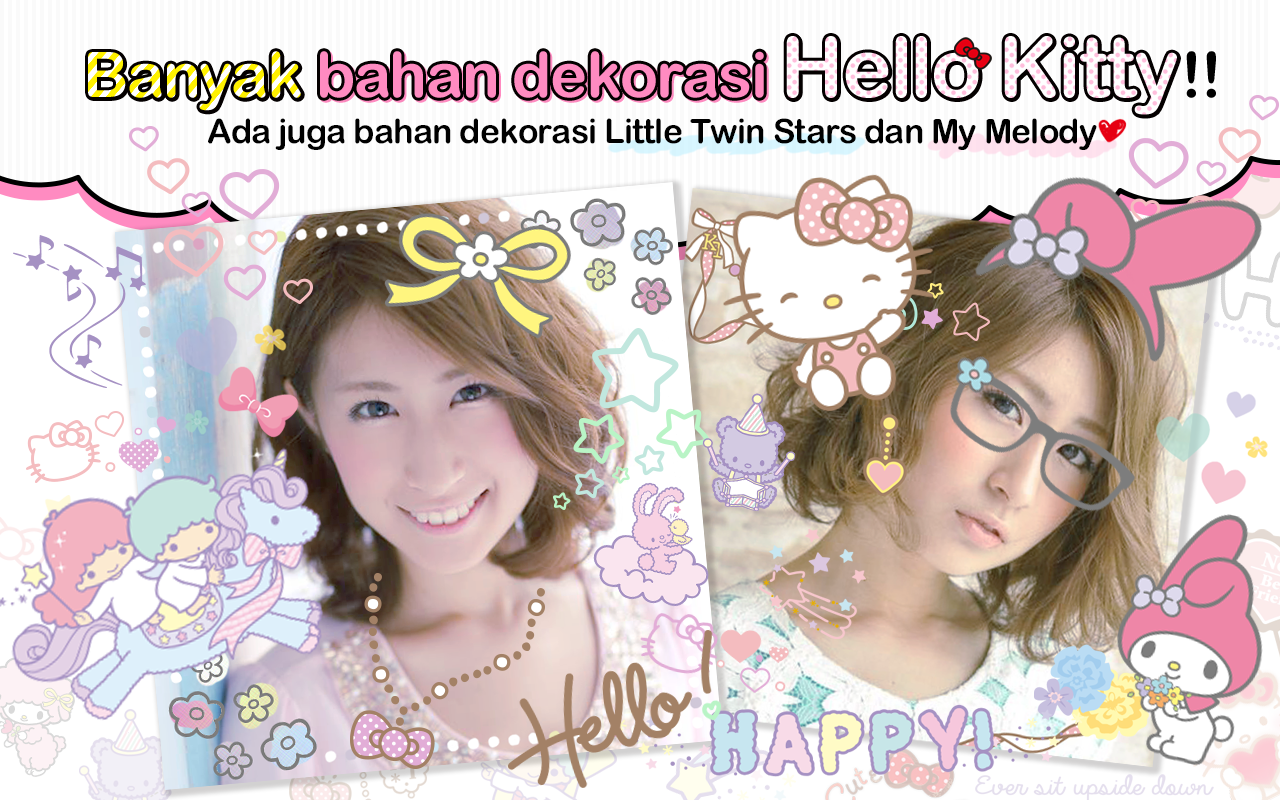 DECOPIC Kawaii Edit Foto Imut Apl Android Di Google Play