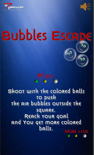 Bubble Escape 1.0.0 screenshots 1