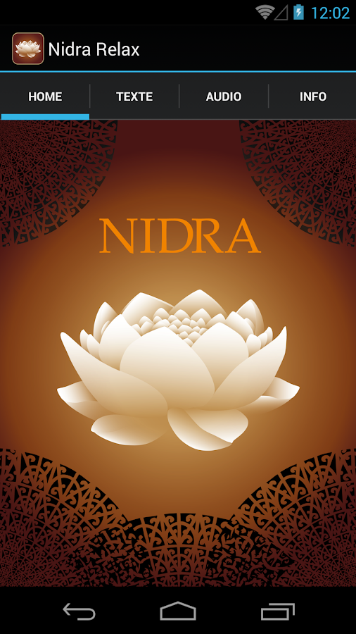 Yoga Nidra Lite- screenshot