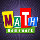 Math Homework icon