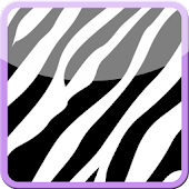 Complete Purple Zebra Theme