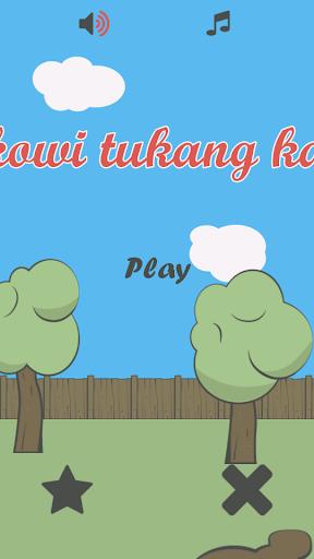 Jokowi tukang kayu