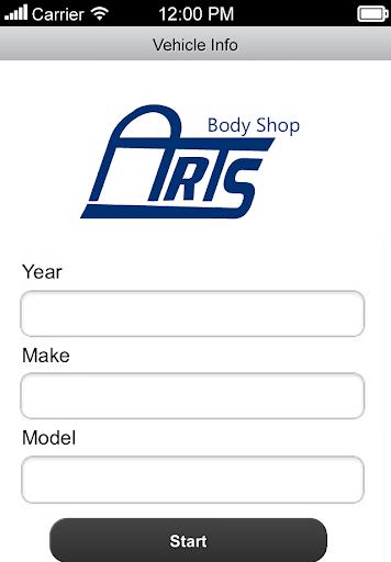 Arts Body Shop