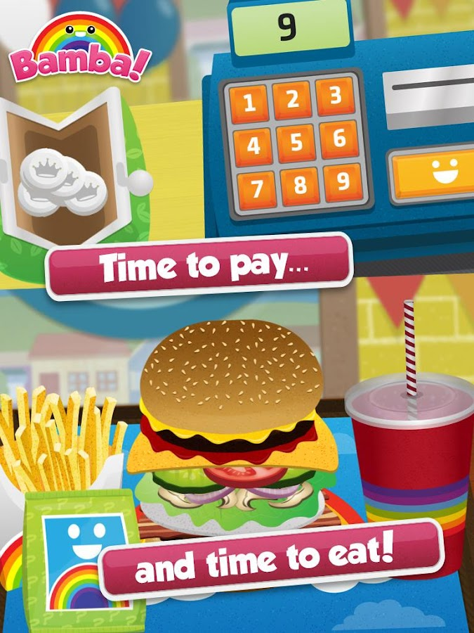 Bamba Burger - screenshot