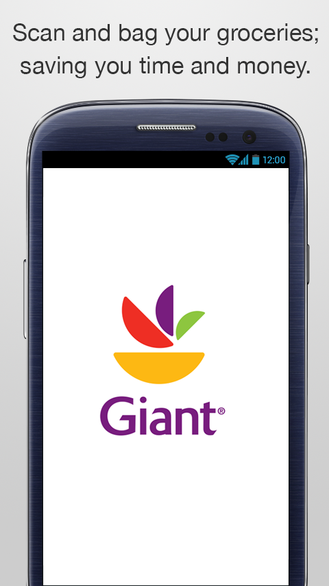 Giant Food SCAN IT! Mobile- screenshot