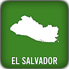 El Salvador GPS Map icon