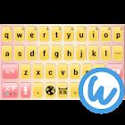 SalmonPink keyboard image icon