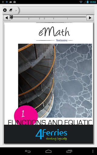 eMath1 – Functions Equations