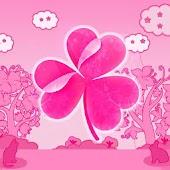 GO Launcher Theme Pink Cat Buy