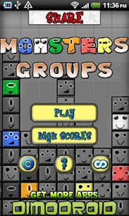 Monsters Groups- screenshot thumbnail