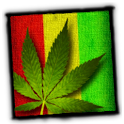 Falling Weed Live Wallpaper icon