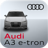 Audi A3 e-tron connect