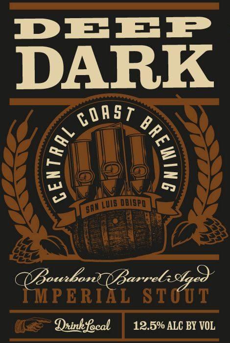 Logo of Central Coast Brewing Deep Dark