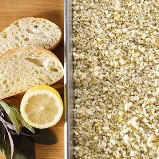 Panko Bread Crumbs Recipes.