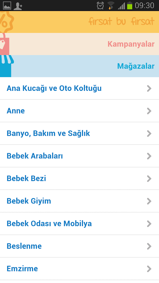 ebebek - screenshot