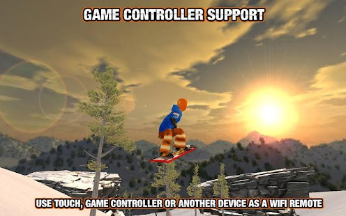 Crazy Snowboard Screenshot 23