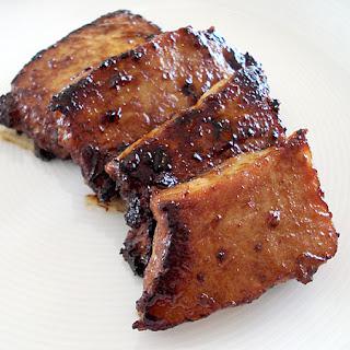 Miso Marinated Pork (butaniku no misozuke).