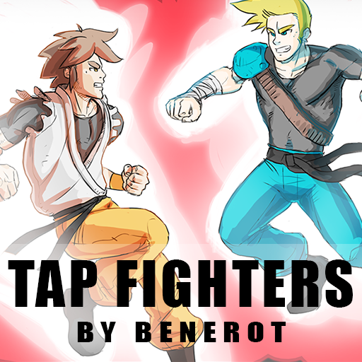 Tap Fighters - 2 players