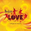 The Beatles LOVE logo