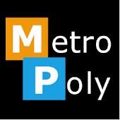 MetroPoly LIME (Go Theme)